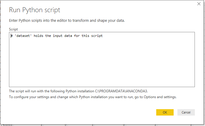 Python + Power BI Example – Binning variables with ease